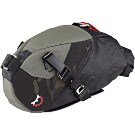 Revelate Designs Vole Saddle Bag incl. Valais Clamp 26mm, black camo